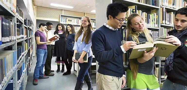 As cidades mais procuradas pelos estudantes