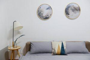 como decorar quarto em apartamento alugado